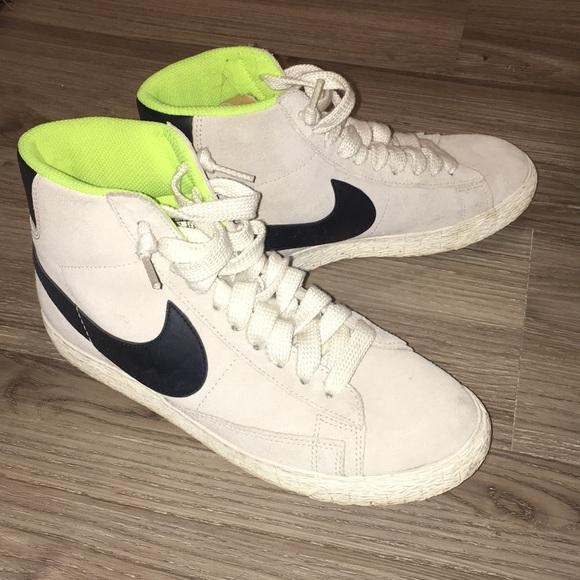 Nike Shoes | Old School Nike High Tops
